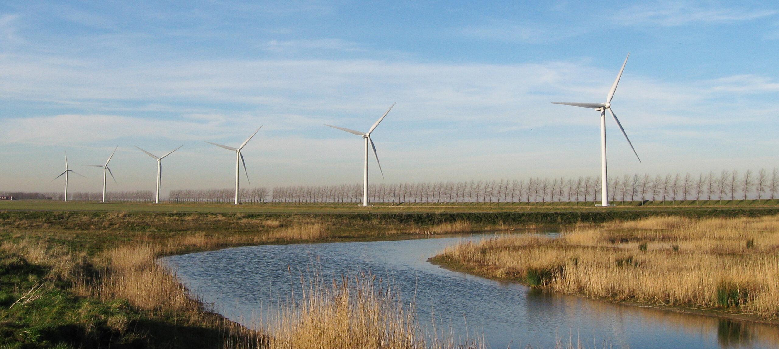 Image of 1274Hydrogen Windfarm Van Pallandt